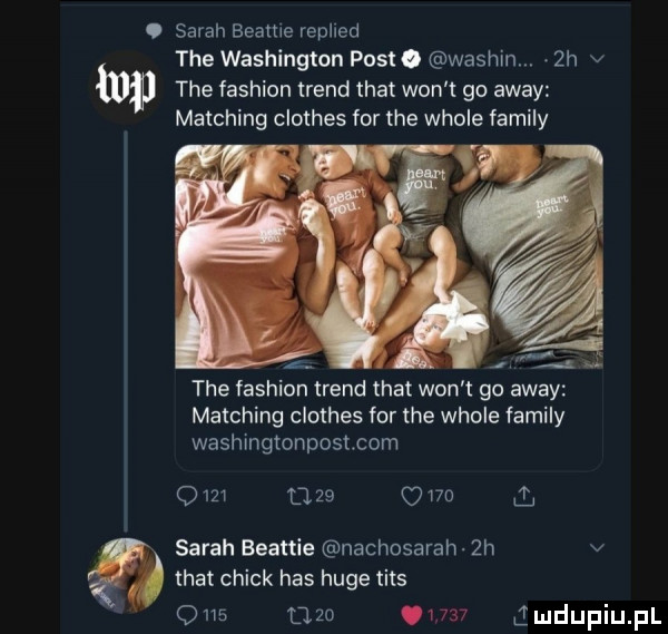 sarah beanie replled tee washington post. washin.  h v w tee fashion trend trat won t go away matching clothes for tee wiole family tee fashion trend trat won t go away matching clothes for tee wiole family washingtonpostcom om      uno l sarah beanie nachosarah  h v trat chick has huje tips qua uzo i    fimdupiupl